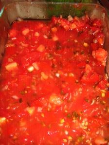 Immune Boosting Fresh Salsa